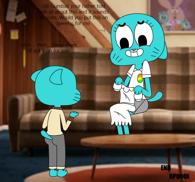 the world of magic gumball High school of the dead nude scenes