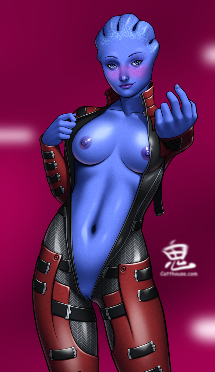 t'soni old how is liara Your lie in april sex