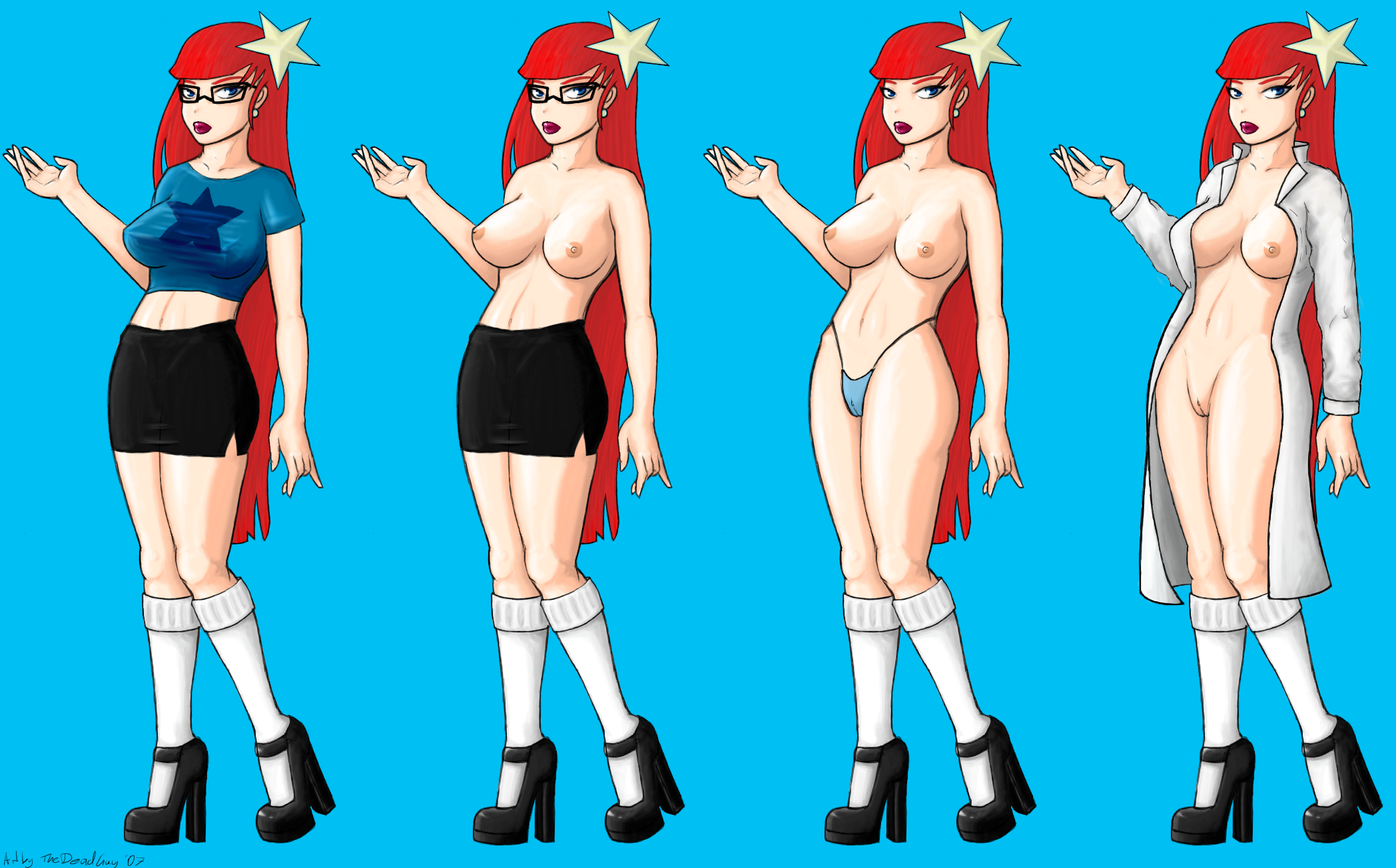 gay guy the family on guy Huniepop difference between male and female