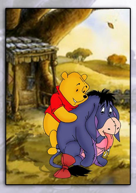 jack the nasty winnie pooh Tales of graces little queen