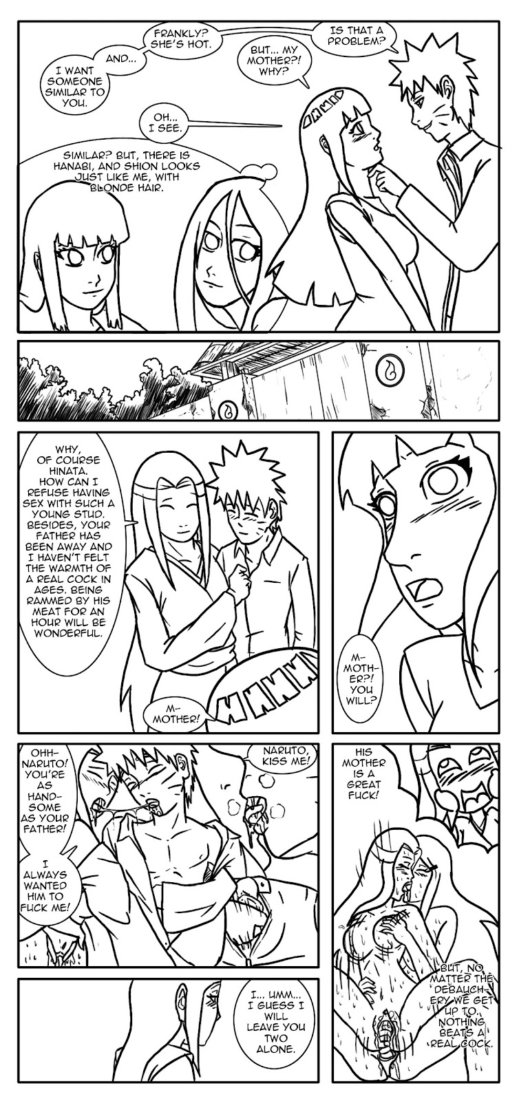 is naruto fem fanfiction a mother Star paladin cross fallout 4