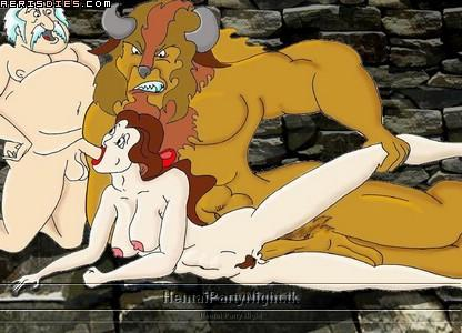 the beauty and sultan beast The looney tunes show xxx