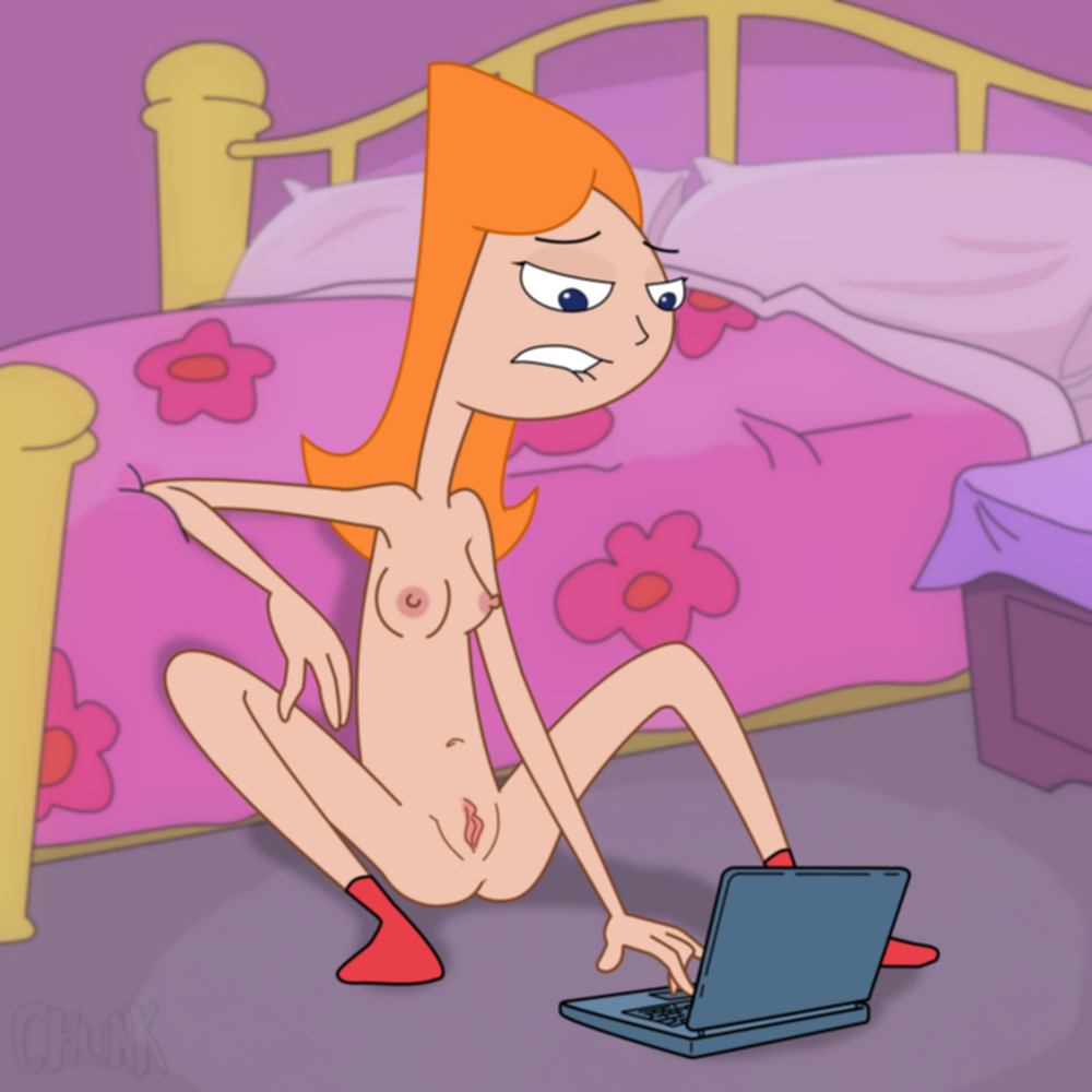 nude candace ferb phineas and Ano musume ni natte kunkun peropero