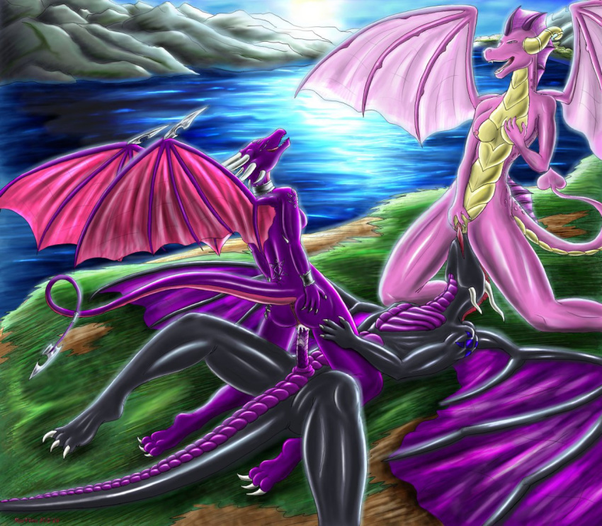 fanfiction cynder mating and spyro Ren & stimpy adult party cartoon